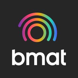 Logotipo de BMAT Music Innovation